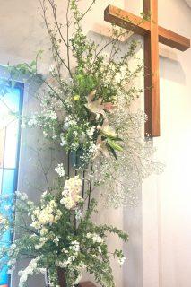 香川 高松市 太田教会にて